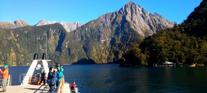 New Zealand – Southland (Milford Sound, Invercargill, The Catlins)