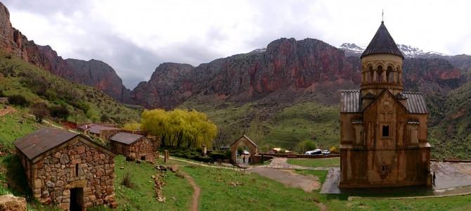 Armenia – Dilijan & Lake Sevan & Abovyan & Goris