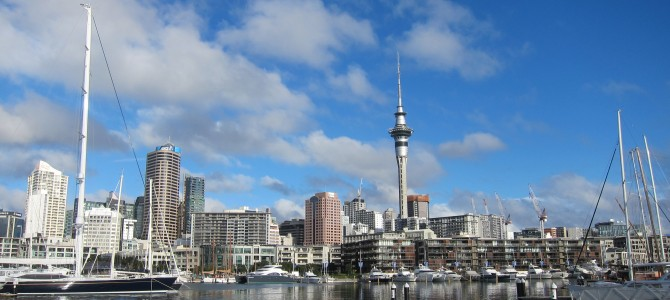 New Zealand – Northland & Auckland