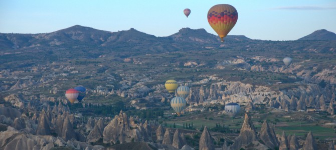 Turkey – Antalya & Ihlara Valley & Goreme (Cappadocia)