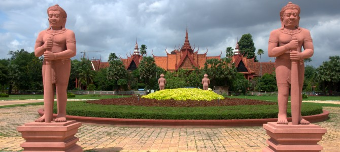 Cambodia – Phnom Penh & Battambang & Siem Reap