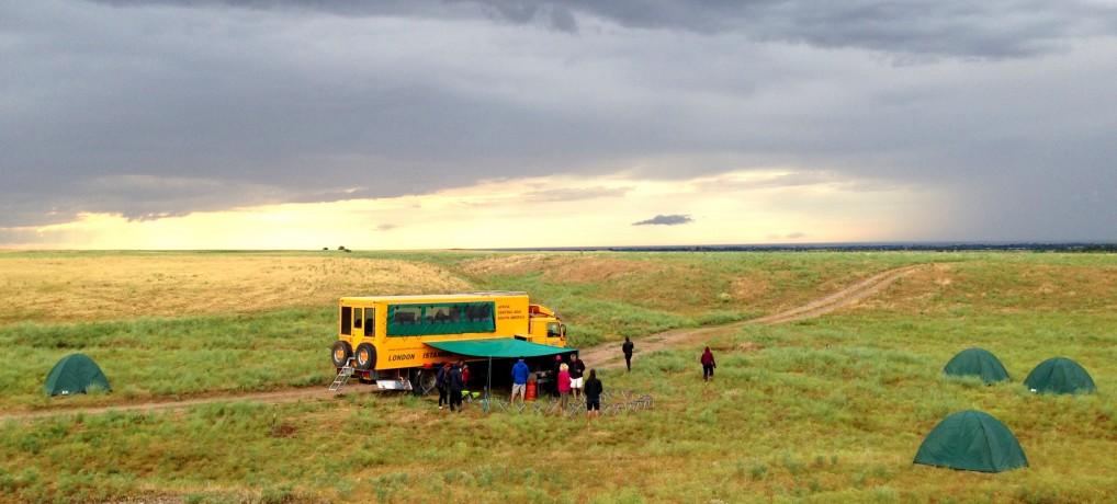 Kazakhstan – Aksu Zhabagly Nature Reserve
