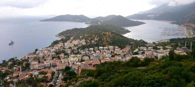 Turkey – Saklikent Gorge & Fethiye & Kas & Olympos & Antalya