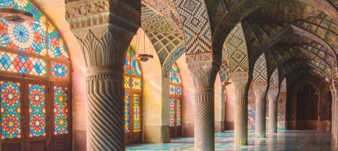 Iran – Persepolis & Shiraz & Yazd