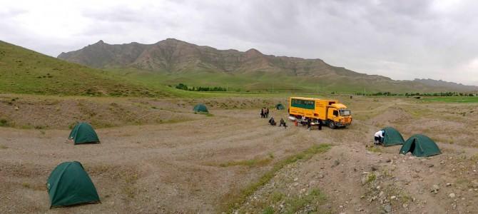 Iran – Tabriz & Qazvin & Tehran & Abyaneh