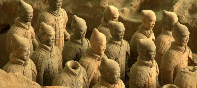 China – Xi'an & Chengdu & Xichang & Kunming