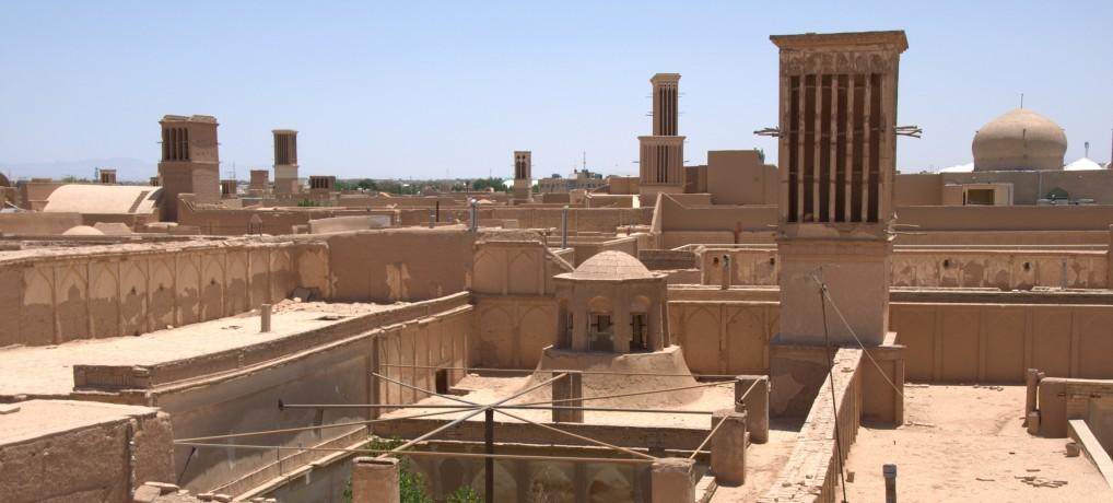 Iran – Yazd & Garmeh & Mashhad