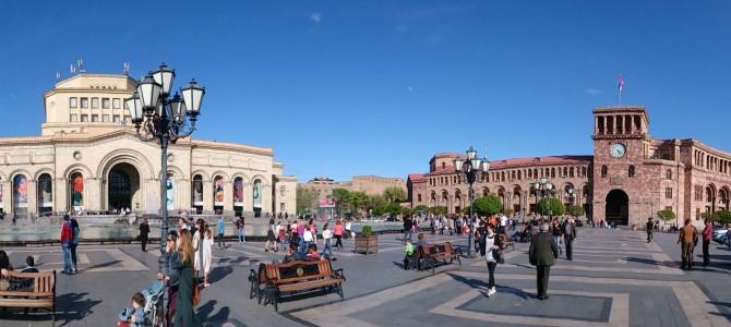 Armenia – Khndzoresk & Tatev & Yerevan