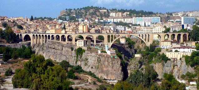Algeria – Setif, Constantine, Djemila & Timgad
