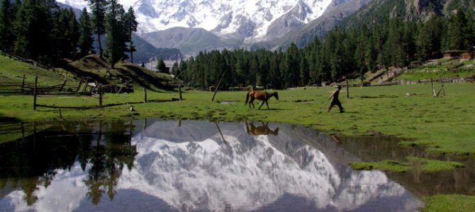 Pakistan – Fairy Meadows