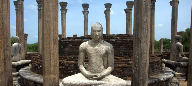 Sri Lanka – Kandy, Dambulla, Polonnaruwa, Passikudah, Habarana, Colombo