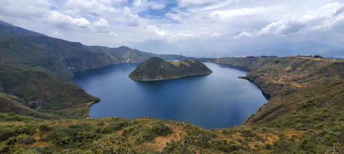 Ecuador – Quito, Otavalo, Amazon, Banos & Cuenca