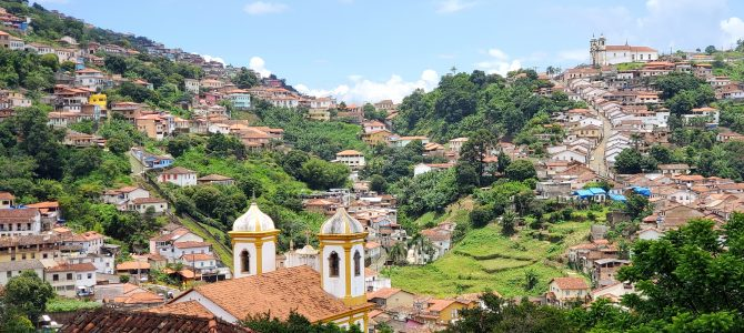 Brazil – Foz, Bonito, Pantanal, Paraty, Rio, Teresopolis & Ouro Preto