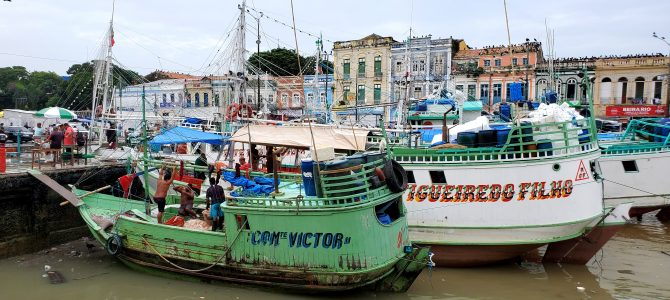 Brazil – Itaúnas,  Caravelas, Trancoso, Porto Seguro, Itacaré, Salvador, Lençóis, Belém, Manaus & Amazon River