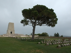 Lone Pine; Gallipoli