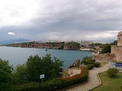 Historic Hıdırlık Tower; Antalya