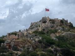 Old fort; Simena Island