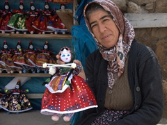 Doll vendor; Derinkuyu