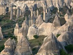 Love Valley; Cappadocia