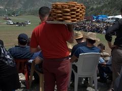 Snack vendor; Kilickaya