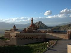 Ishak Pasha Palace; Dogubayazit