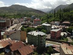 Ispir village