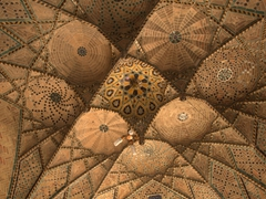 Dome of Jameh Mosque; Qazvin