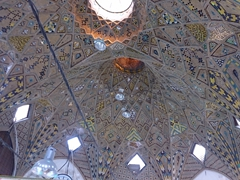 Dome of Tehran Bazaar