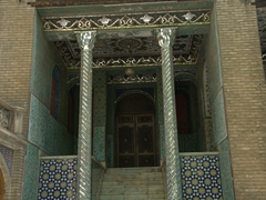 One of several palaces in the Golestan Palace Complex