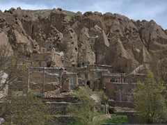Our last look at Iran's very own Cappadocia; Kandovan