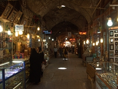 Esfahan's massive bazaar deserves a wander through
