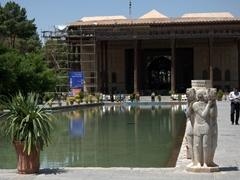 Chehel Sotun (40 Pillar) Palace