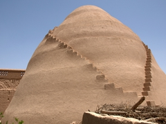 Safavid era ice house; Meybod