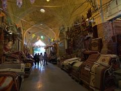 Vakil Bazaar; Shiraz