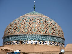 Dome of Jameh Mosque