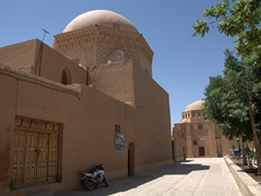 15th century Alexander's Prison; Yazd