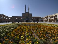 Amir Chakhmaq complex; Yazd