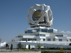 Wedding Palace; Ashgabat