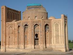Turabek Khanum Mausoleum, Konye Urgench