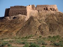 Ayaz-Qala Fortress