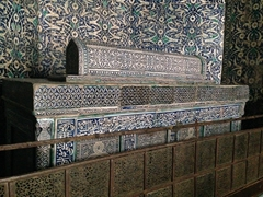 Tomb of Mohammed Rakhim Khan; Pahlavon Mahmud Mausoleum in Khiva