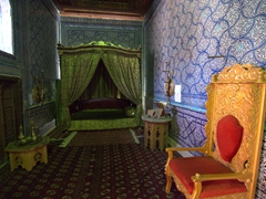 Throne Room; Tosh-Hovli Palace