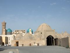 Taki-Zargaron Bazaar; Bukhara
