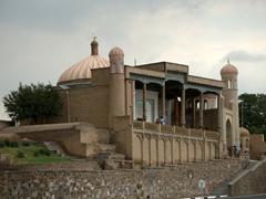 Complex of Hazret Hizr; Samarkand