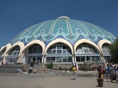 Chorsu Bazaar; Tashkent