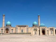 Hazroti Imom Friday Mosque at Khast Imom Square; Tashkent