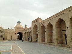 Taki-Sarrafon Bazaar; Bukhara