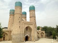 Char Minar (4 Minarets); Bukhara