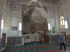 Jome Mosque; Bukhara