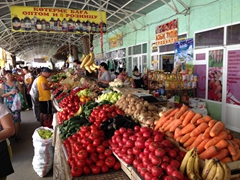 Random bazaar for cook group shopping